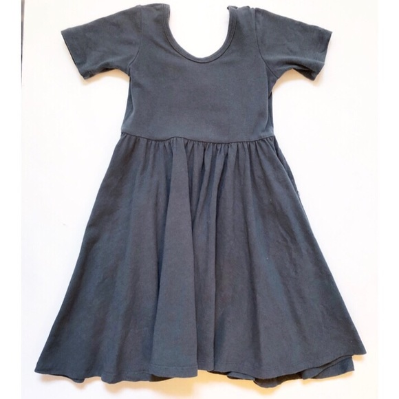 Alice + Ames Other - Alice + Ames Slate Gray Ballet Dress